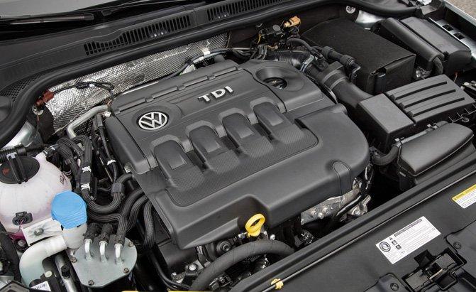 EA288 engines designed