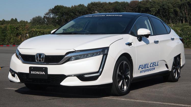 Honda FCEV 2015