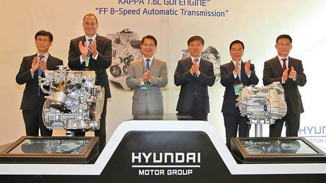 Hyundai Unveils 1.6L GDI Engine For Upcoming Dedicated Hybrid And Plug-in Hybrid