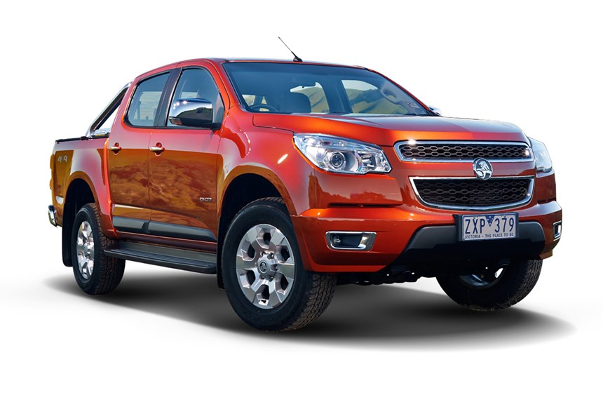 Holden Offers Style And Value With New Colorado LS-X