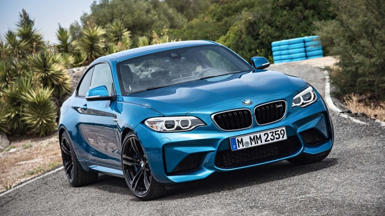 The 2016 BMW M2