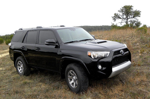Toyota 4Runner: The Go-To-SUV For Go-Anywhere Capability For Up To Seven
