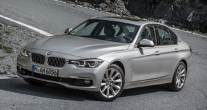 eDrive BMW 330e 2015