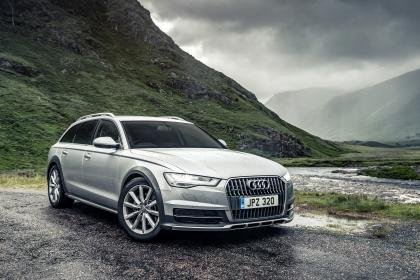 Audi A6 Allroad Quattro Sport Joins The Range