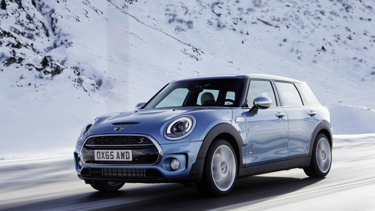 Mini Clubman All4 Finally Released With All-Wheel Drive