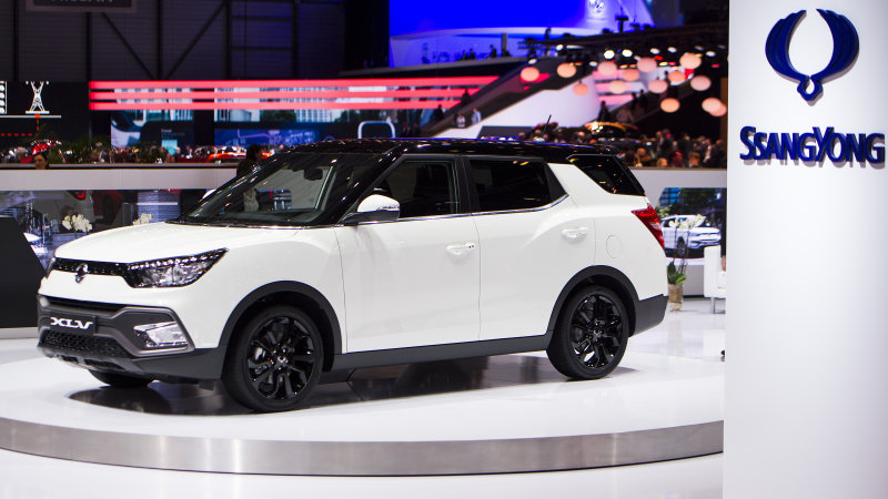 Ssangyong Could Enter US Market By Late 2019