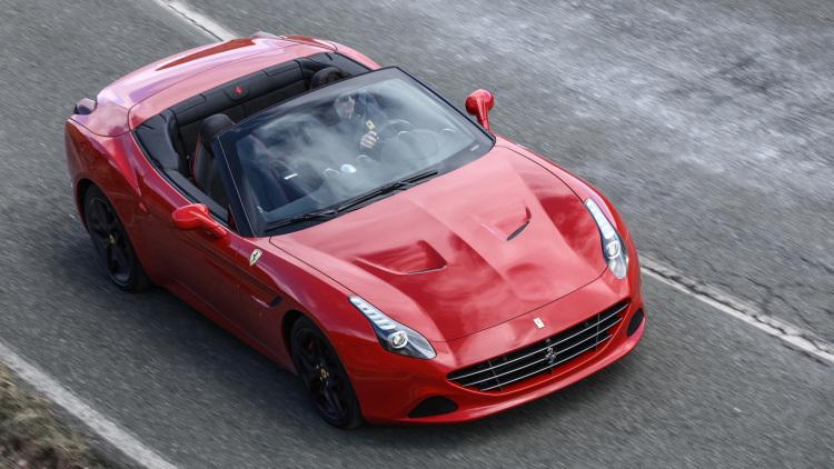 2017 Ferrari California T Handling Speciale First Drive