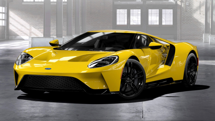 Ford GT Order Books Are Open For First 500 Supercars