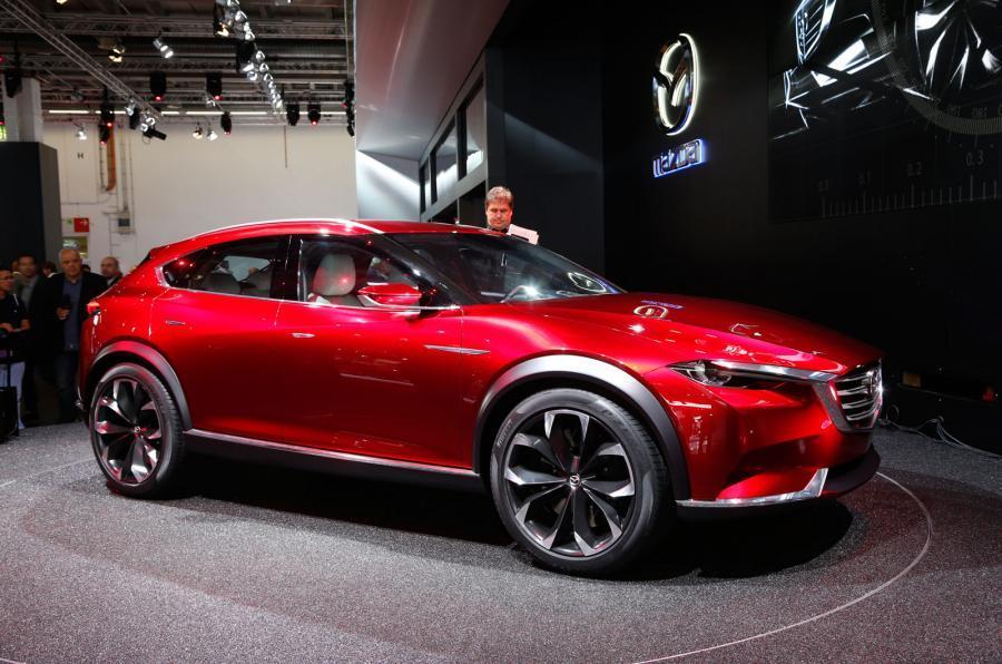 New Mazda CX-4