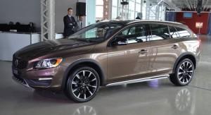 The 2017 Volvo V60 T6 AWD