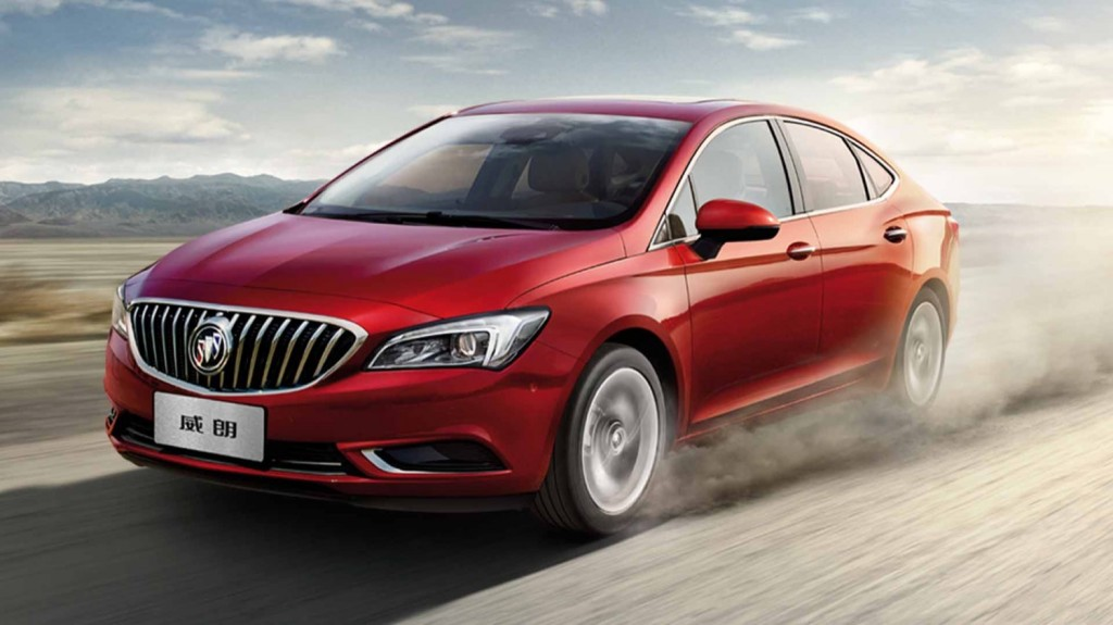 Buick To Kill Verano As Early As 2017