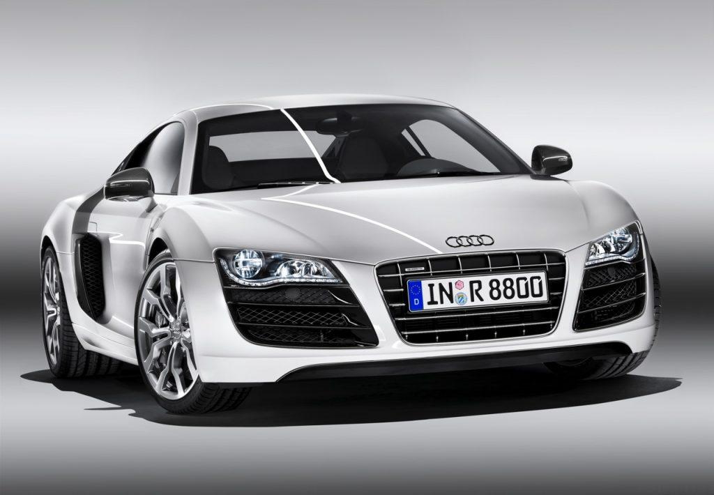 Audi's new technology