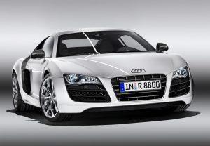 Audi R8 Spyer
