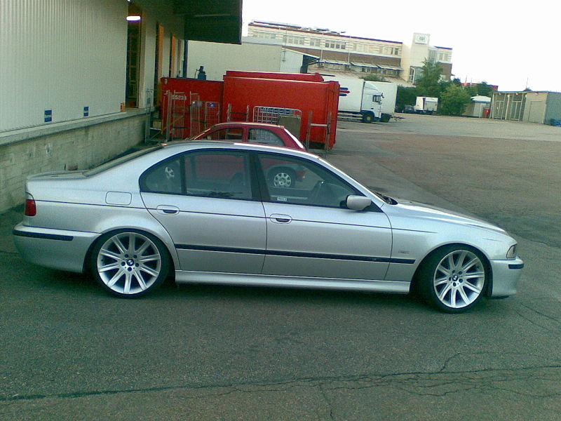 BMW 5 Series M Sport E39