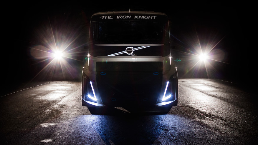 This 2,400-hp Volvo Semi Was Built To Demolish Speed Records