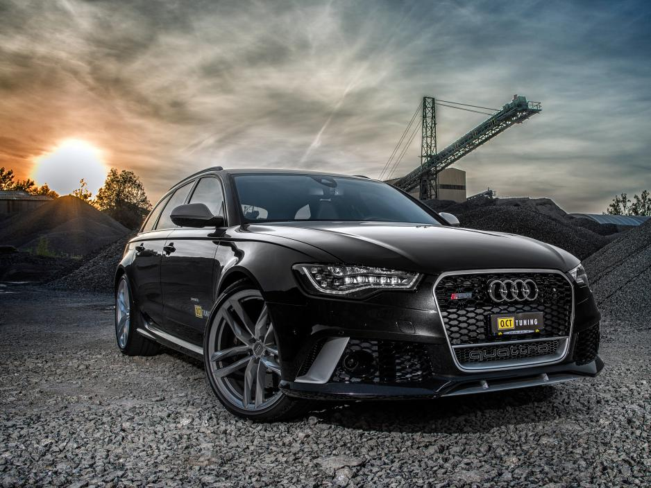 The Audi RS6: A Luxury Saloon That Will Make You Swoon