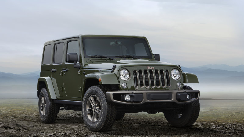 2018 Jeep Wrangler Will Have An Aluminum Hood And Doors, Leaked Memo Says
