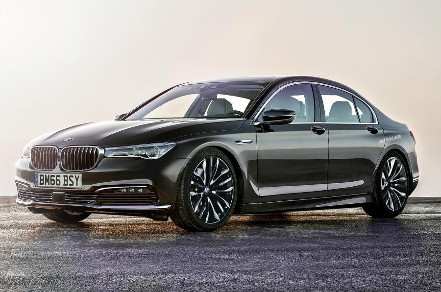 2017 5-BMW Series sedan
