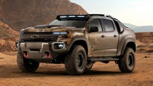 Chevrolet's Hydrogen