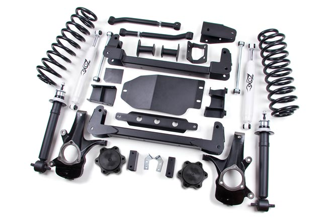 Custom Suspension and Lift Kits are Easier to Find Than Ever Before