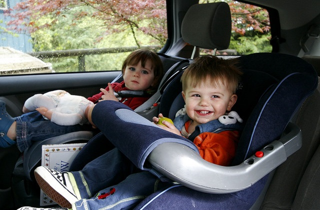 Four ways to baby-proof your car