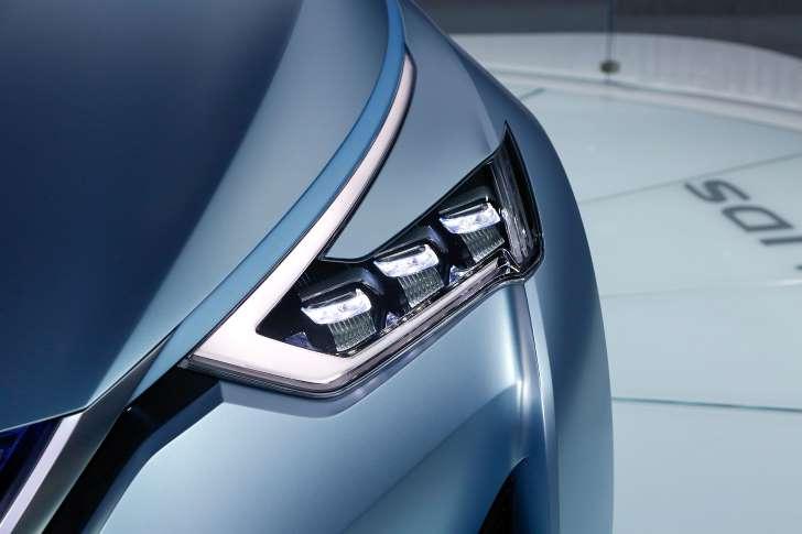 Gen Nissan Leaf Teaser