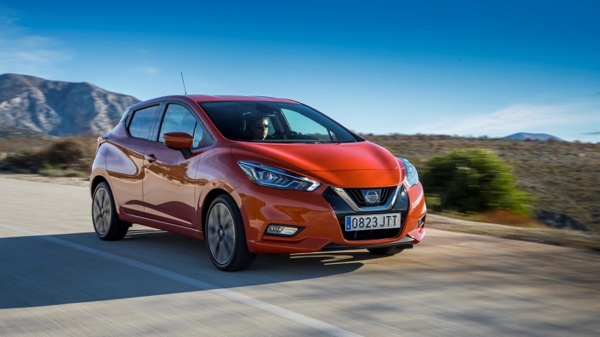 All-New Nissan Micra's 1.0-Litre Engine Offers Exceptional Performance And Running Costs
