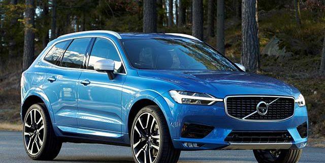 New Volvo Xc60 T8