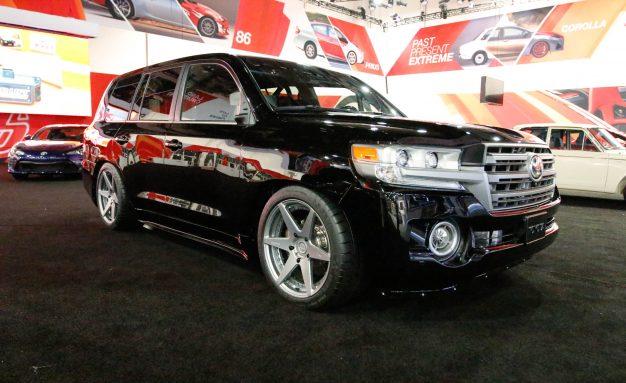 Toyota Land Speed Cruiser Hits 230 MPH