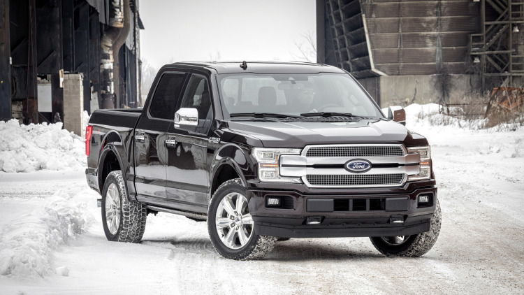 The 2018 Ford F-150 Is Getting A New, More Powerful Engine Lineup