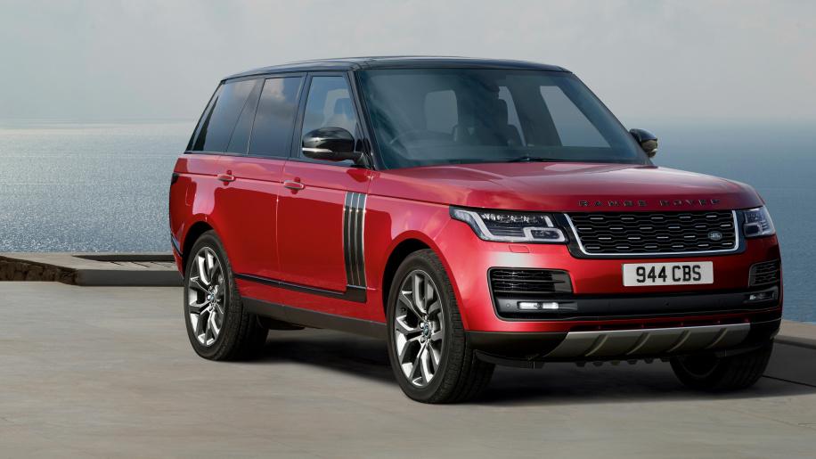 2018 Range Rover: Comfier Seats, More Power, Updated Dual-Screen Tech