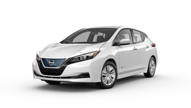 Nissan Launches Online Reservation System For New LEAF As Pre-Orders Pass 10,000 Across Europe