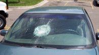 Broken Glass car
