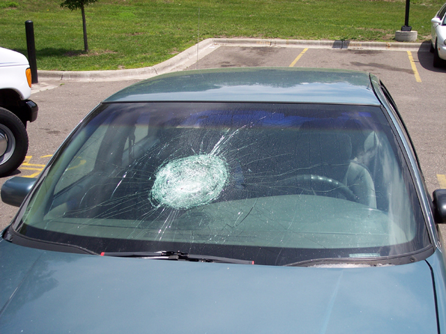 Getting Back on the Road: Broken Glass Doesn't Have to Be a Permanent Roadblock