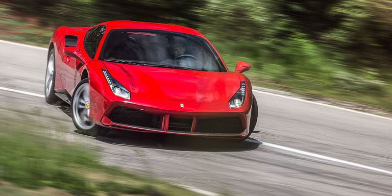 Hardcore Ferrari 488 Could Get Challenge-Derived Engine, Carbon Fiber Everywhere