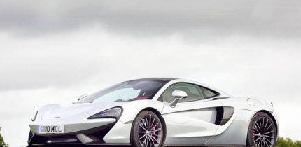 McLaren 570GT Sport