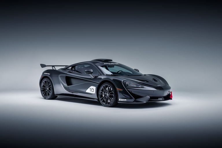 McLaren Built A Street-Legal GT4-Style 570S And It's Already Sold Out