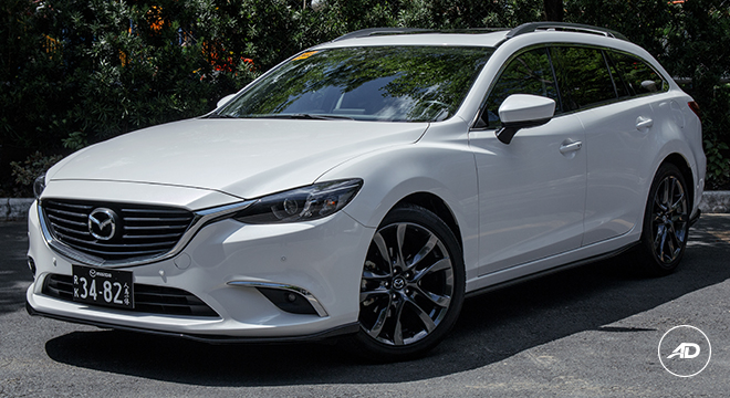 2018 Mazda 6 Wagon