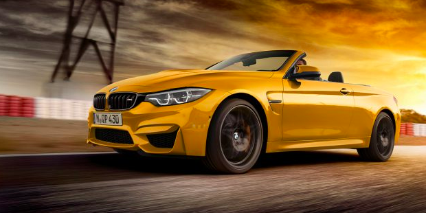 BMW Commemorates 30 Years Of Convertibles With A Special Edition M4