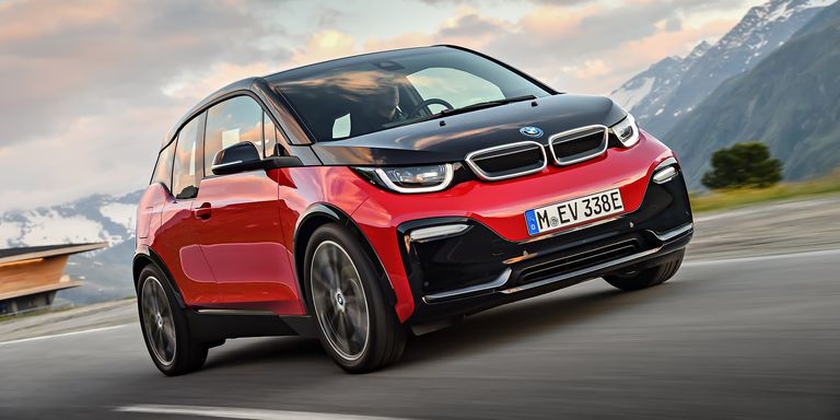 The Sportier BMW i3s Is The Perfect Second Car