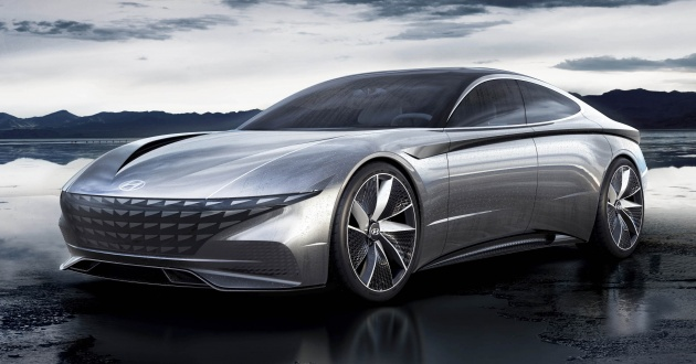 Hyundai Le Fil Rouge Concept Starts New Design Era For Brand