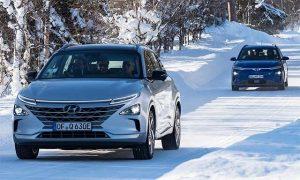 Hyundai NEXO And All-New Kona