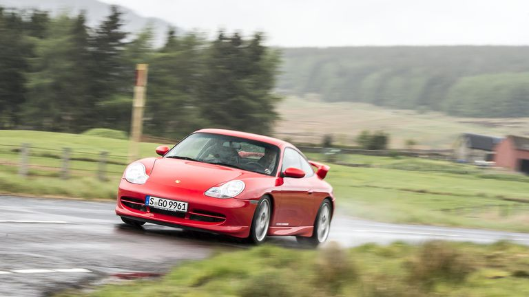 The 996 GT3 Is One of the All-Time Great Porsche 911s