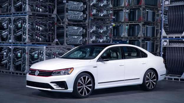 2018 Volkswagen Passat GT First Drive Review