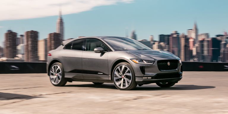 The I-Pace Is The Most 21st-Century Jaguar