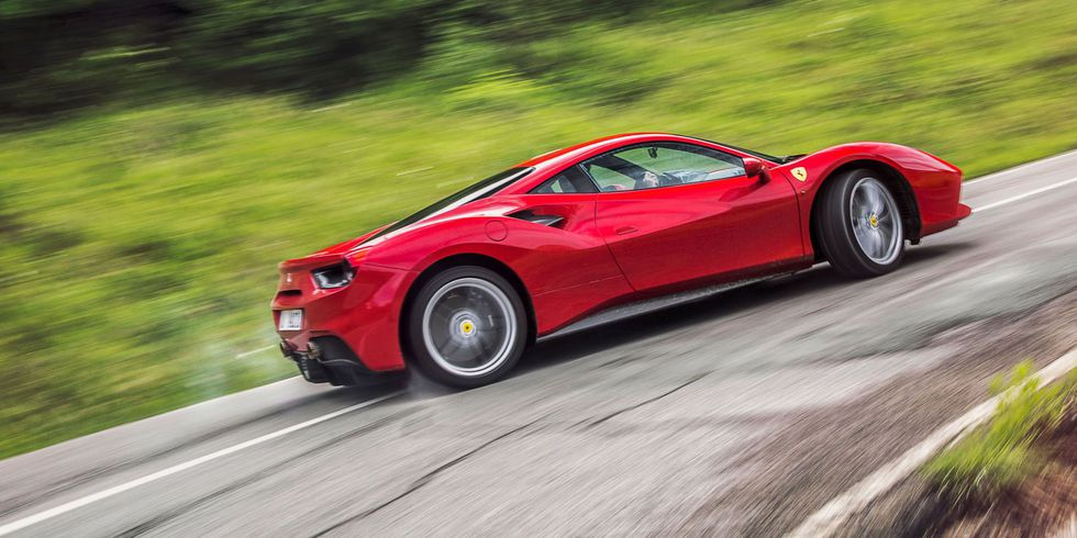 Ferrari's First Series Production Hybrid Will Be Able to Run In Silence