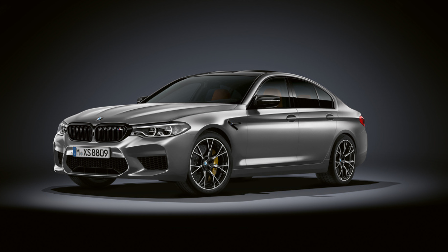 2019 BMW M5 Competition Edition Gets More Power, Many Little Tweaks