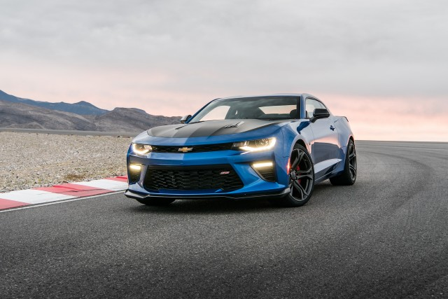 2018 Chevy Camaro SS 1LE Drivers' Notes Review