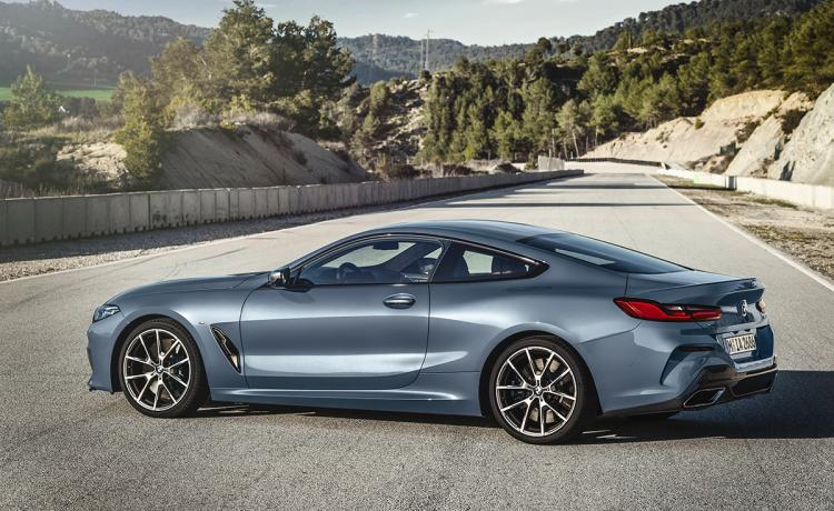 This Is The 2019 BMW 8-Series