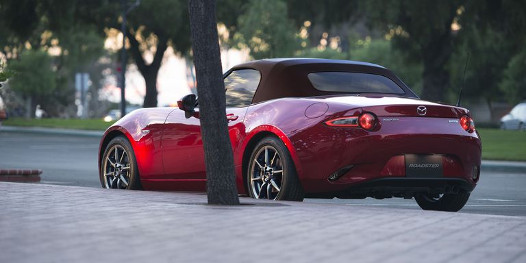 Mazda Mx Car Cover